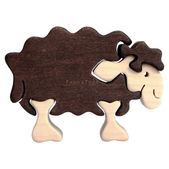 Bárány, barna