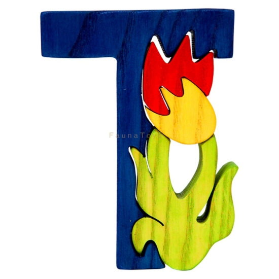 T-tulipán