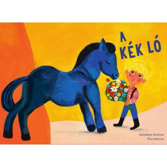 A kék ló (Le petit cheval bleu)