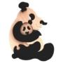 Kép 2/3 - Panda maci