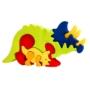 Kép 2/3 - Triceratopsz