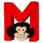 Kép 2/2 - M-majom