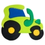 Kép 1/3 - Traktor zöld